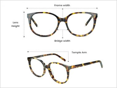 eyeglasses-frame-measurement