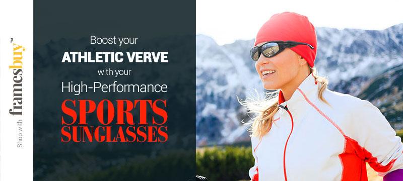 High Performance Sports Sunglasses