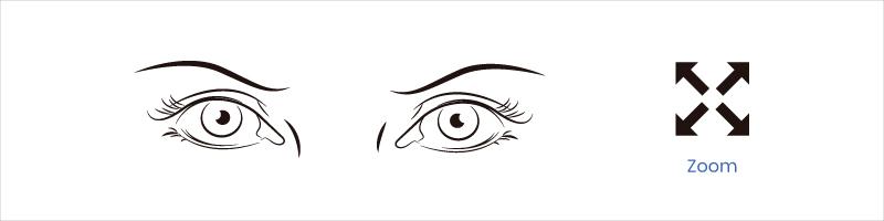 eye exercise zoom